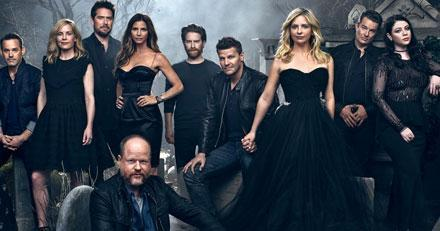Buffy Contre Les Vampires Buffy Reunion 20