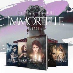 "Saga ""Immortelle"" Intégrale"