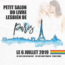 Ne manquez pas le petit salon du livre lesbien de Paris