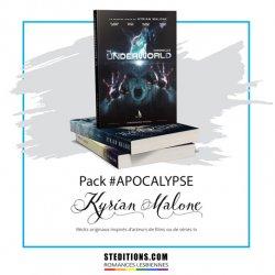 Découvrez le pack #Apocalypse