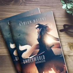 "LE TOME 4 DE ""THE UNDERWORLD CHRONICLES"" DISPONIBLE"
