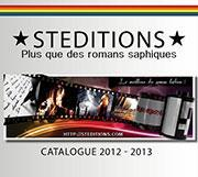 CATALOGUE ROMANS LESBIENS 2012 - 2013