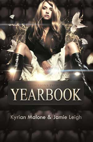 Yearbook Back